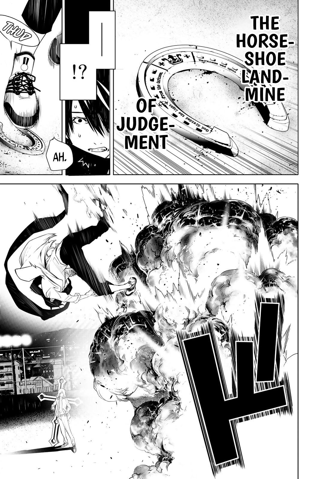 Manga Bakemonogatari (Nishio Ishin) - Chapter 89 Page 7
