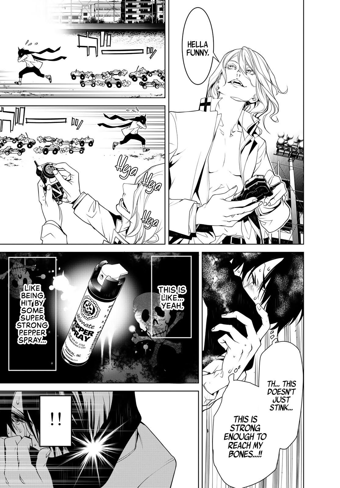 Manga Bakemonogatari (Nishio Ishin) - Chapter 89 Page 2