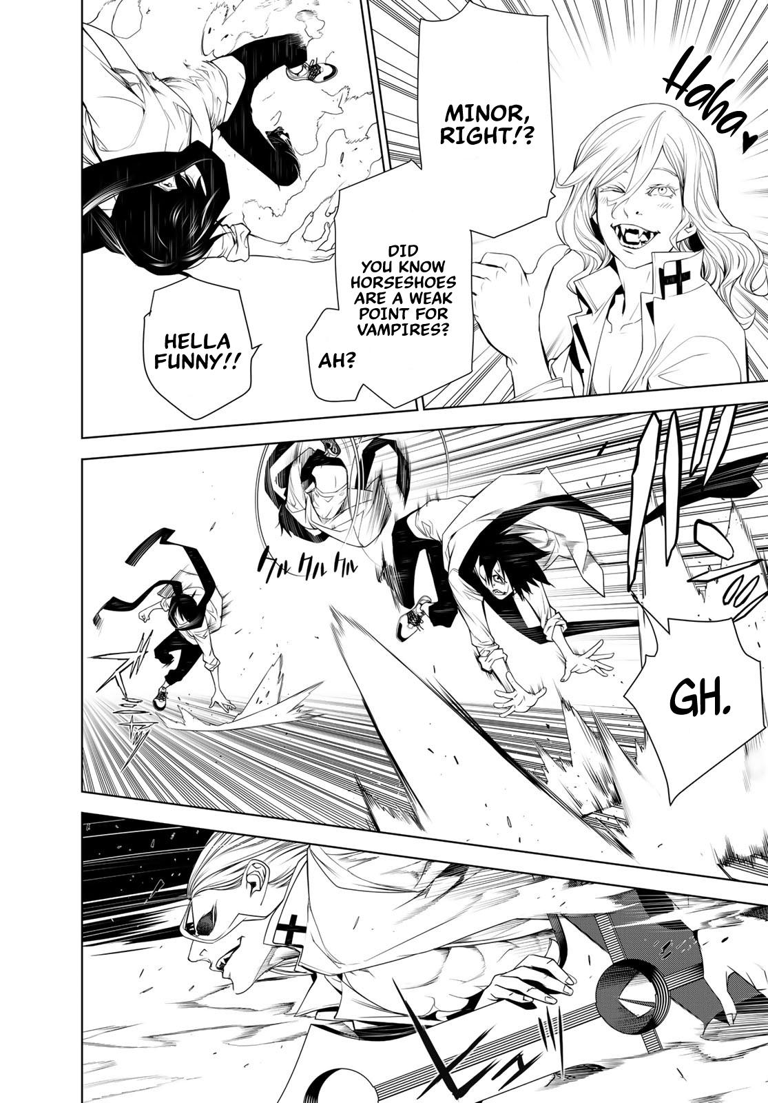 Manga Bakemonogatari (Nishio Ishin) - Chapter 89 Page 8