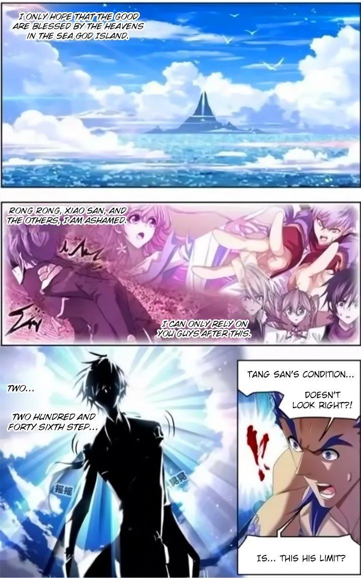 Manga Soul Land I - Chapter 261 Page 8