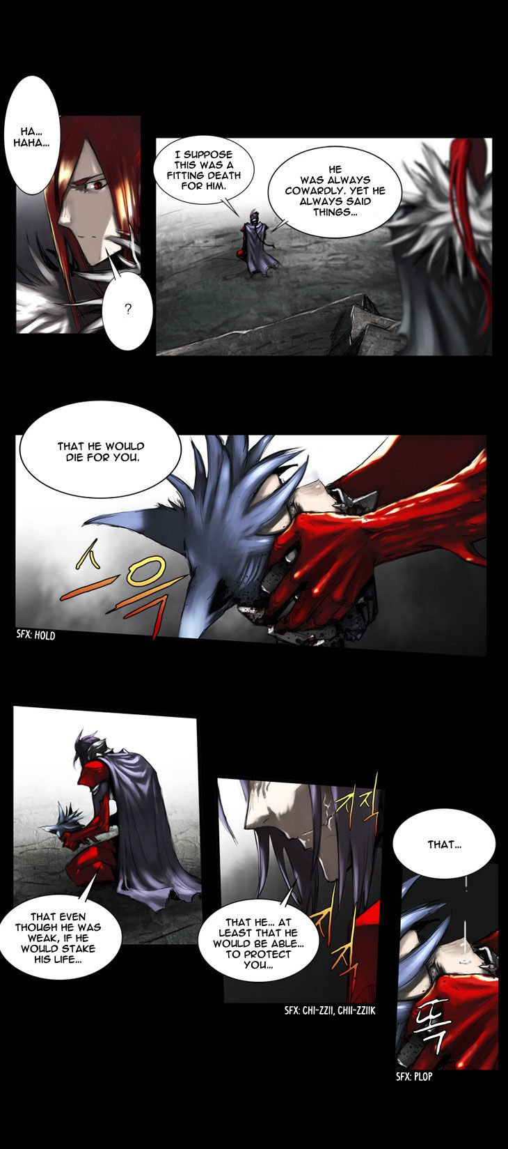 Manga A Fairytale for the Demon Lord - Chapter 58 Page 4