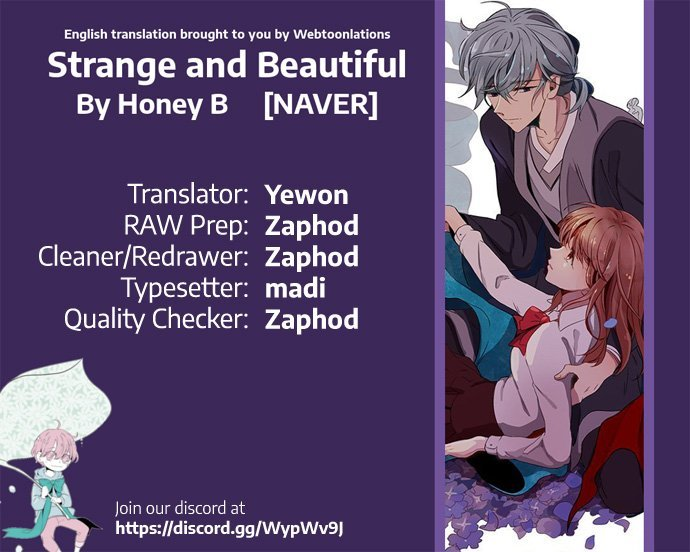 Manga Strange and Beautiful - Chapter 82 Page 1