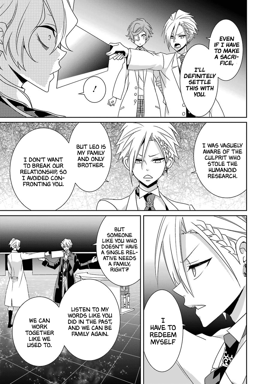 Manga King in a Lab Coat - Chapter 24 Page 9