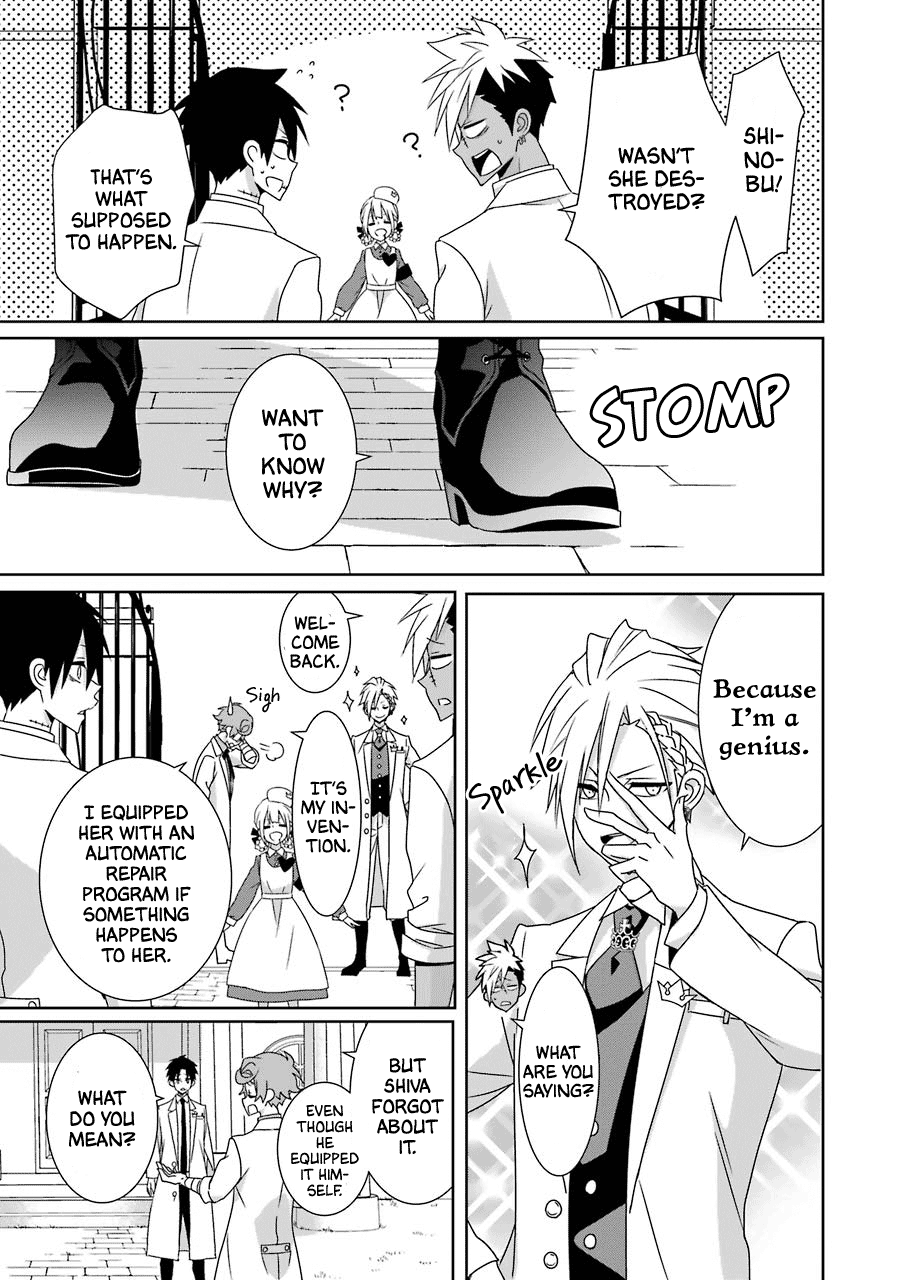 Manga King in a Lab Coat - Chapter 24 Page 35