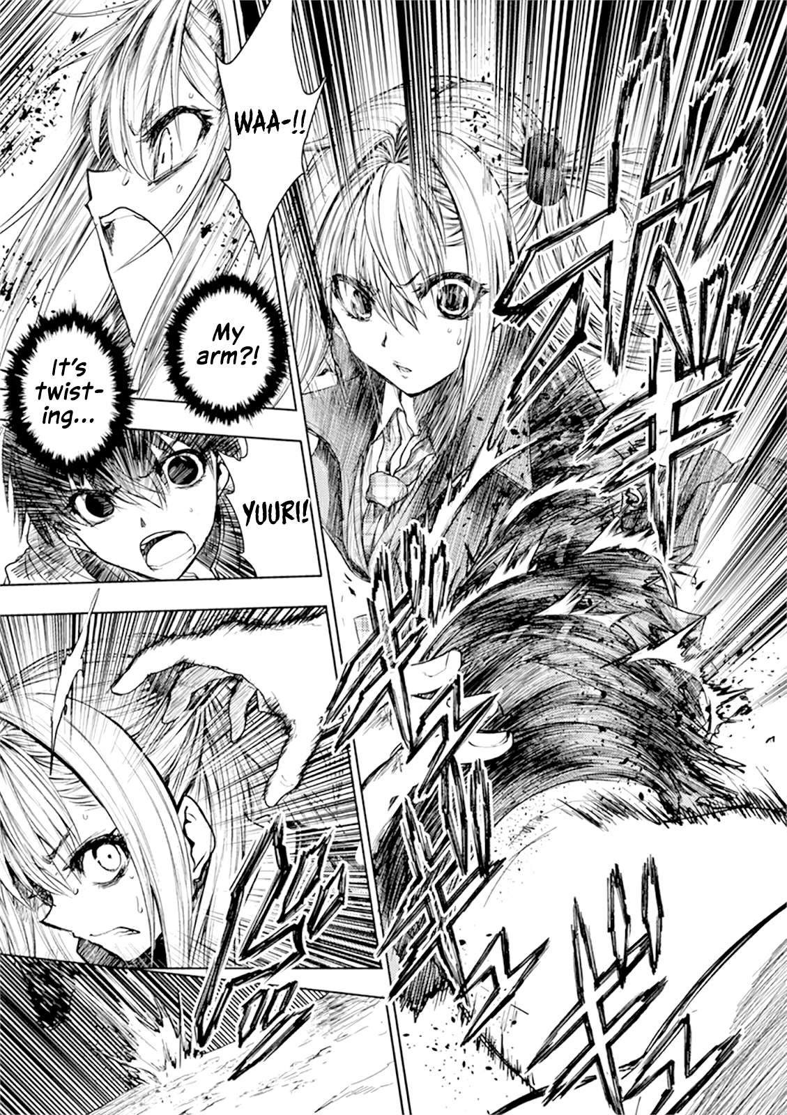 Manga Battle in 5 Seconds After Meeting - Chapter 69 Page 5