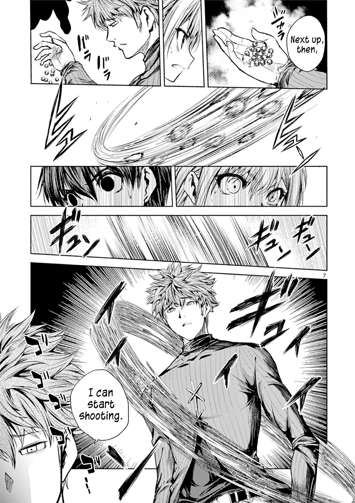 Manga Battle in 5 Seconds After Meeting - Chapter 69 Page 7