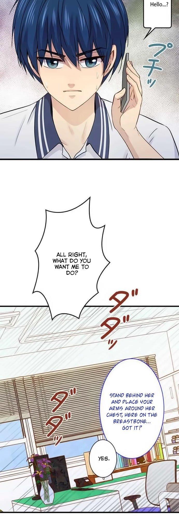 Manga Futsuu ni Naritai - Chapter 79 Page 16
