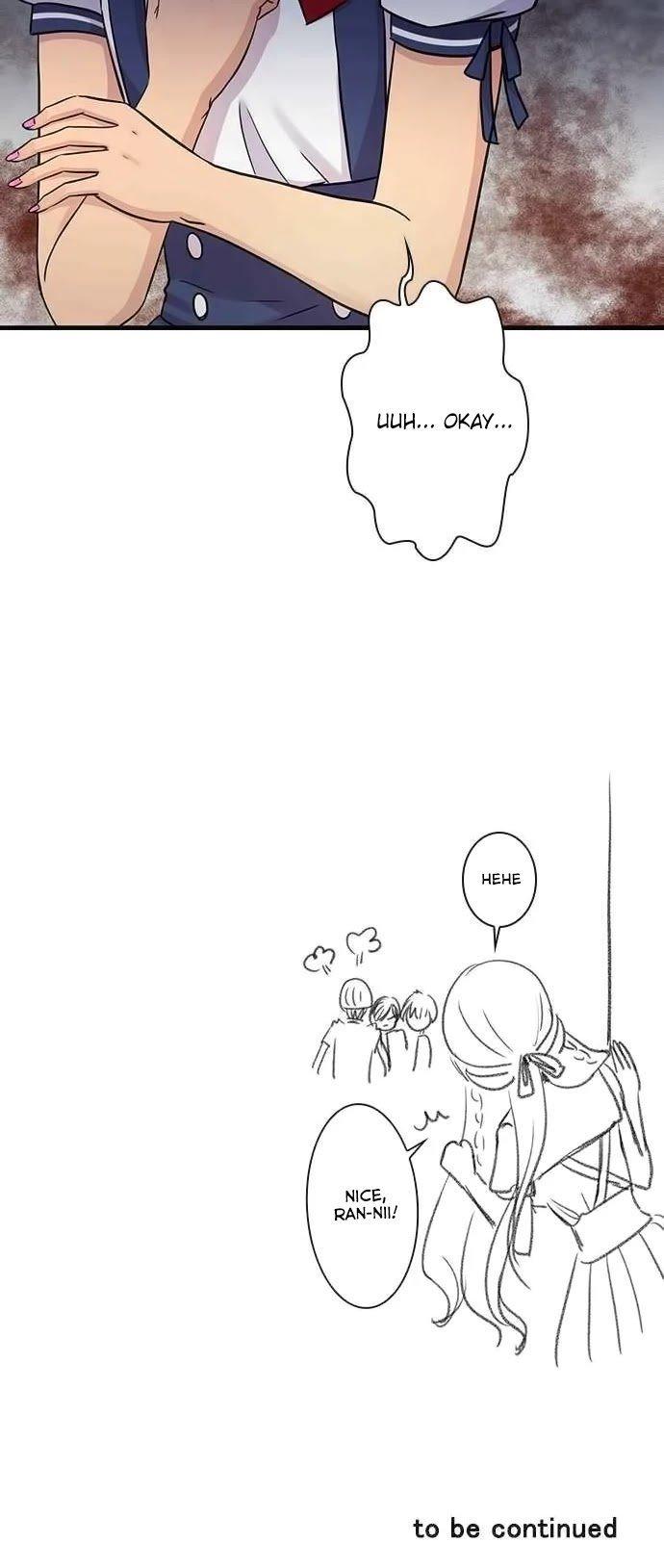 Manga Futsuu ni Naritai - Chapter 80 Page 30