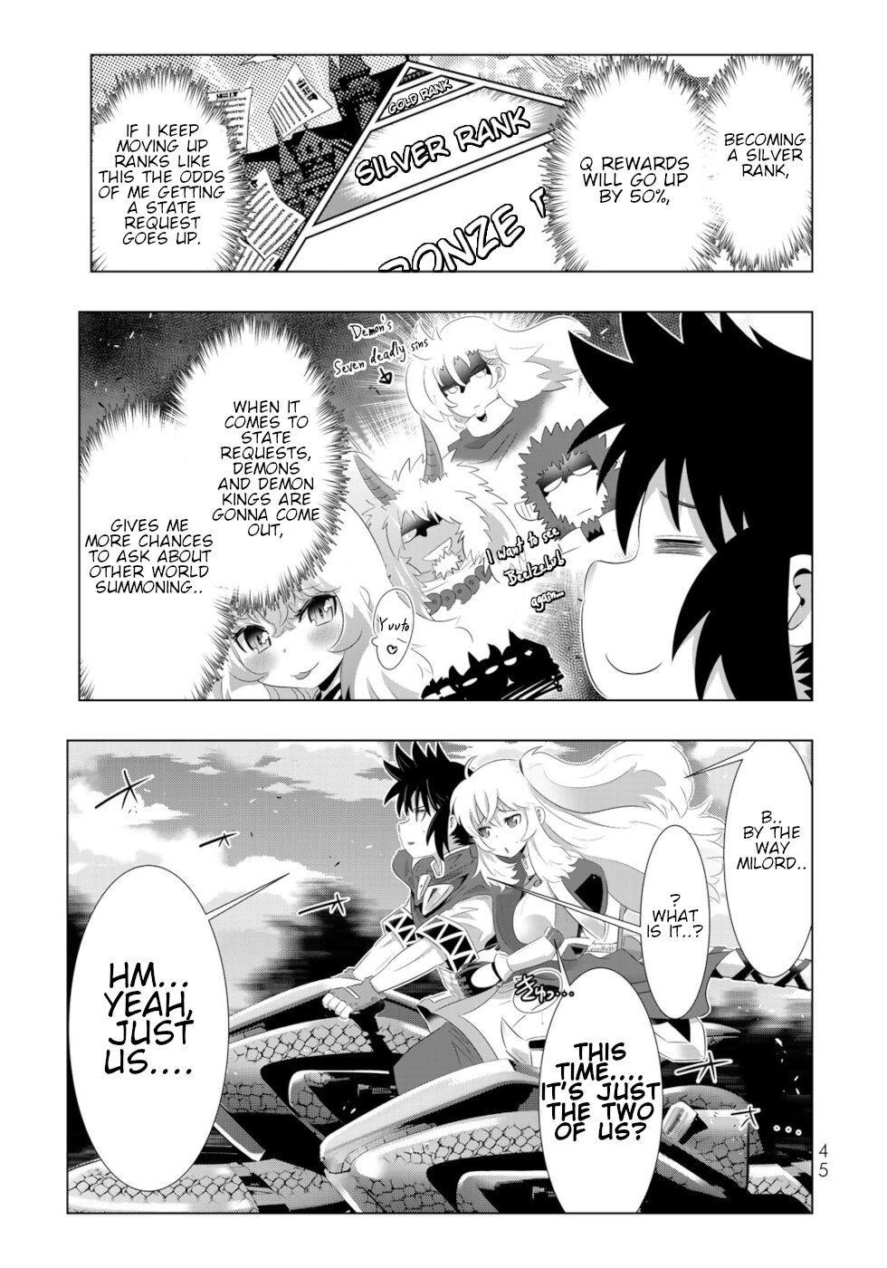 Manga Isekai Shihai no Skill Taker: Zero kara Hajimeru Dorei Harem - Chapter 59 Page 5