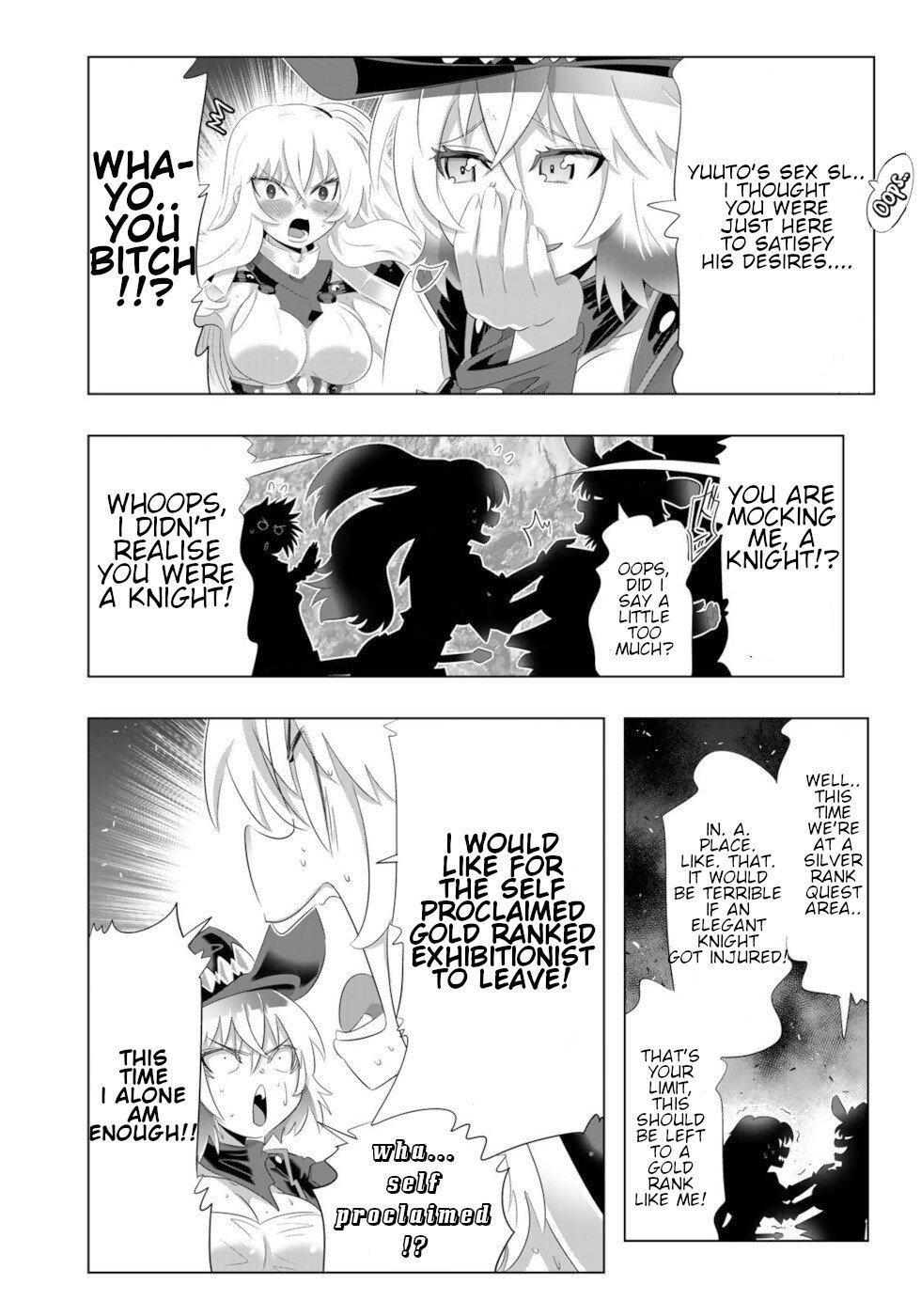 Manga Isekai Shihai no Skill Taker: Zero kara Hajimeru Dorei Harem - Chapter 60 Page 9