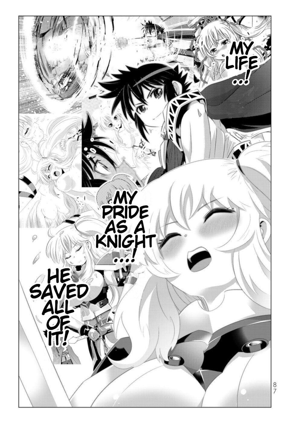 Manga Isekai Shihai no Skill Taker: Zero kara Hajimeru Dorei Harem - Chapter 61 Page 9