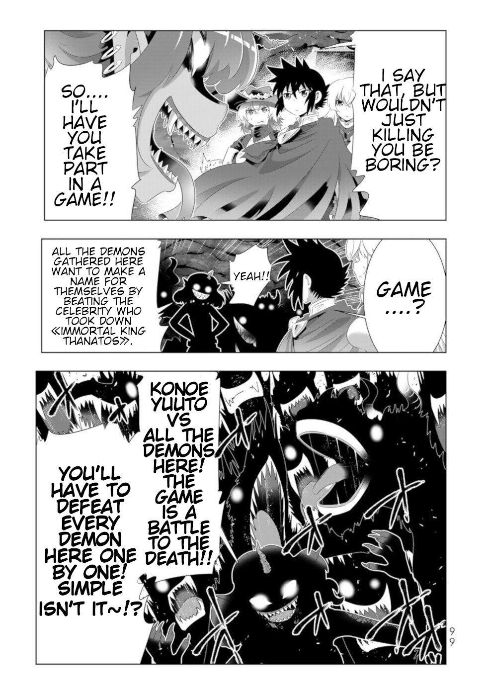 Manga Isekai Shihai no Skill Taker: Zero kara Hajimeru Dorei Harem - Chapter 62 Page 2