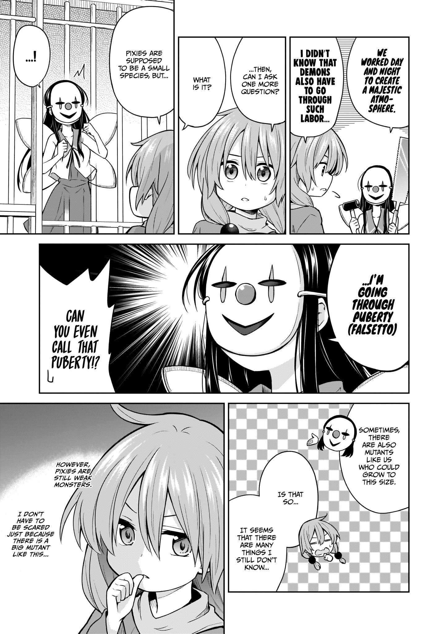 Manga Hero or Demon Lord? Let me choose! - Chapter 7 Page 9
