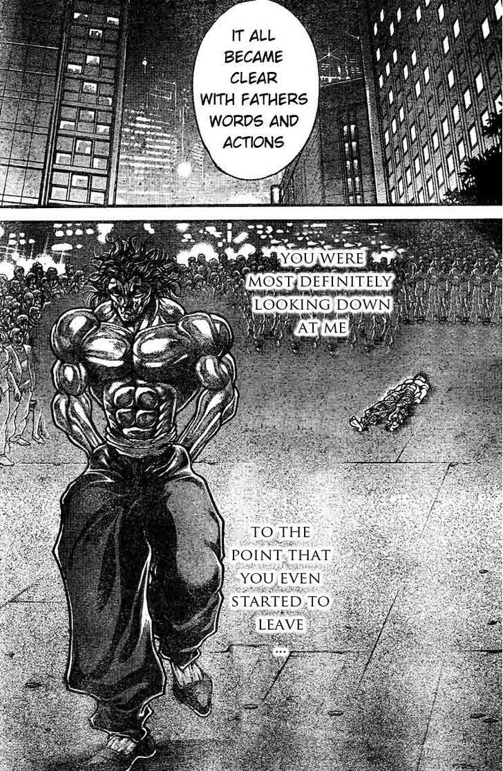 Manga Baki - Son Of Ogre - Chapter 312 Page 20