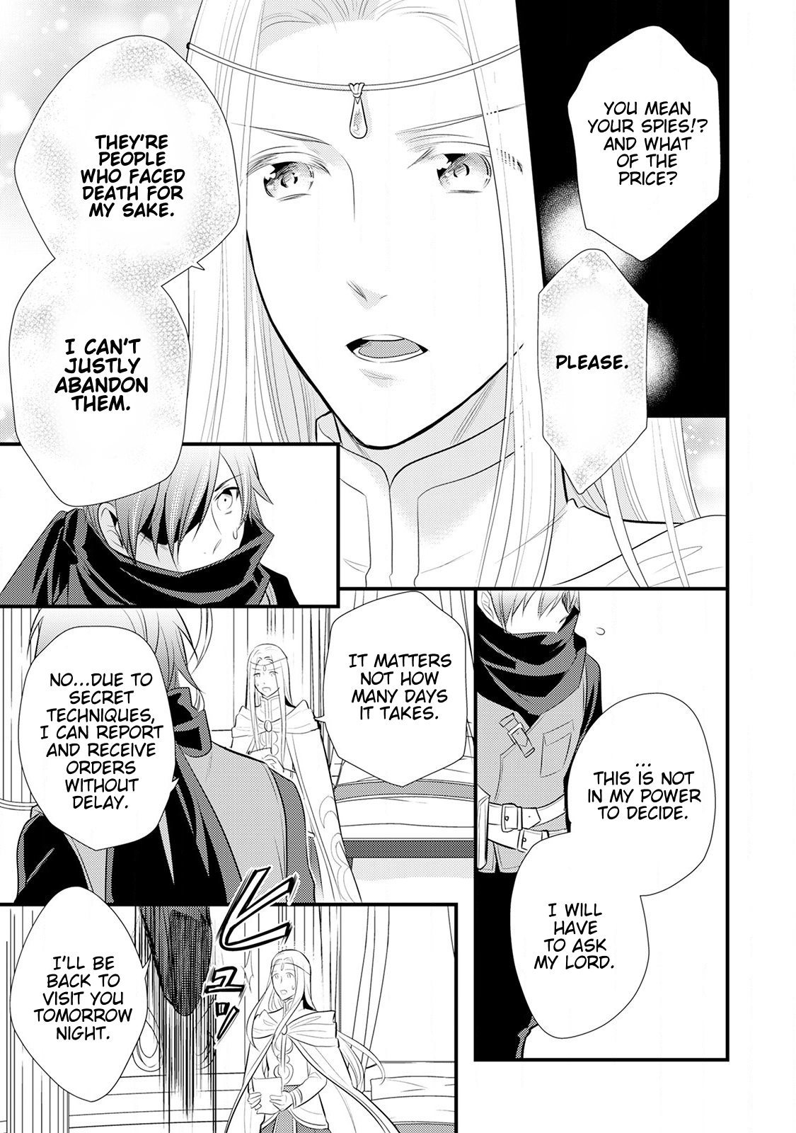 Manga Offense and Defense in Daites - Chapter 15 Page 26