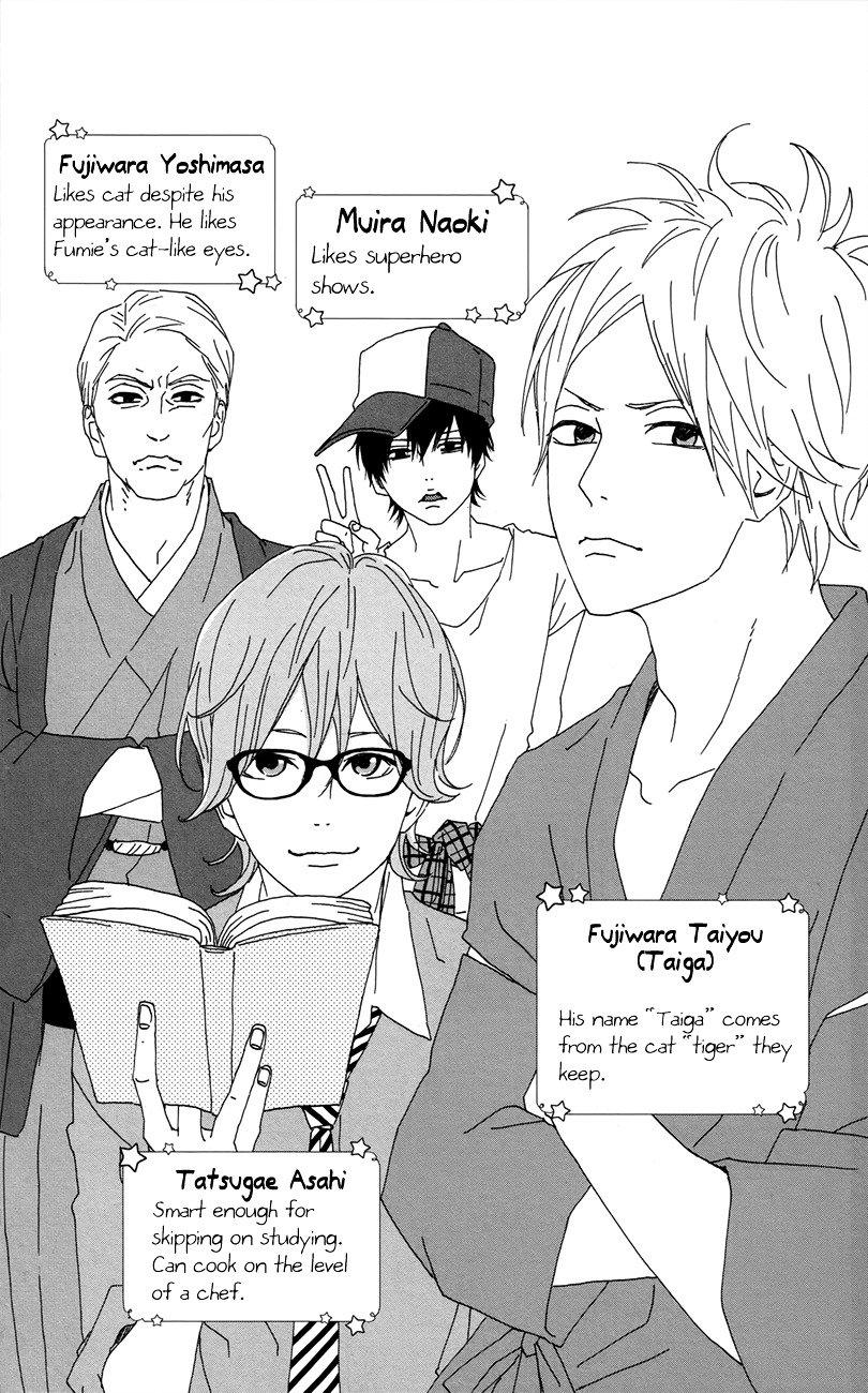 Manga Dreamin' Sun - Chapter 47.5 Page 49