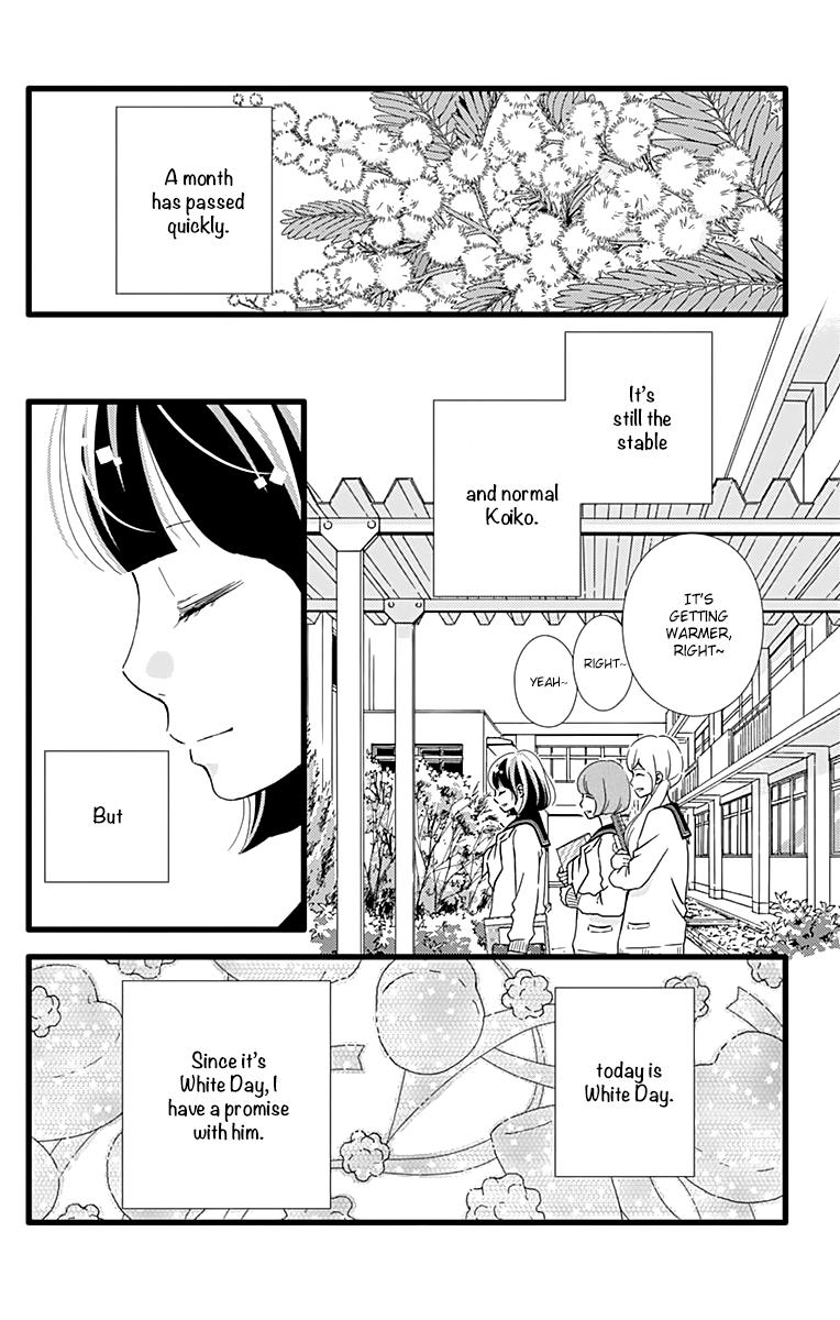 Manga What An Average Way Koiko Goes! - Chapter 14 Page 14