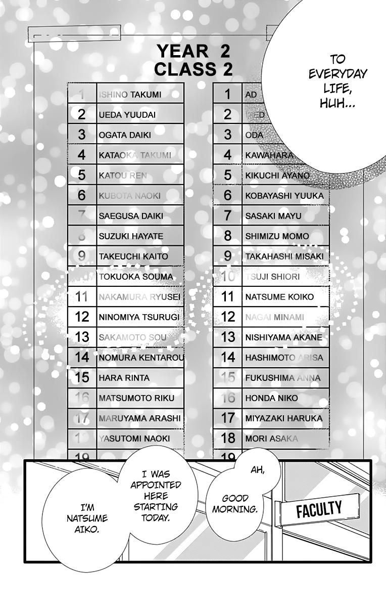 Manga What An Average Way Koiko Goes! - Chapter 16 Page 33