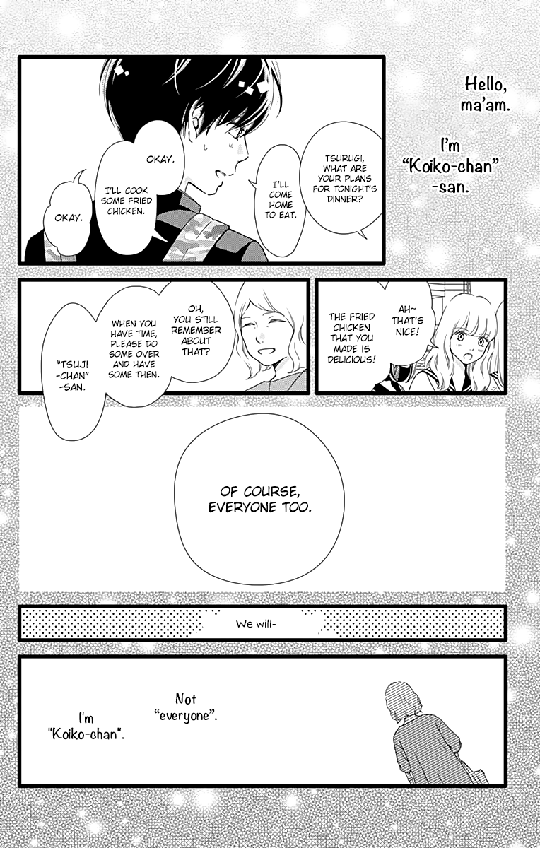 Manga What An Average Way Koiko Goes! - Chapter 20 Page 20