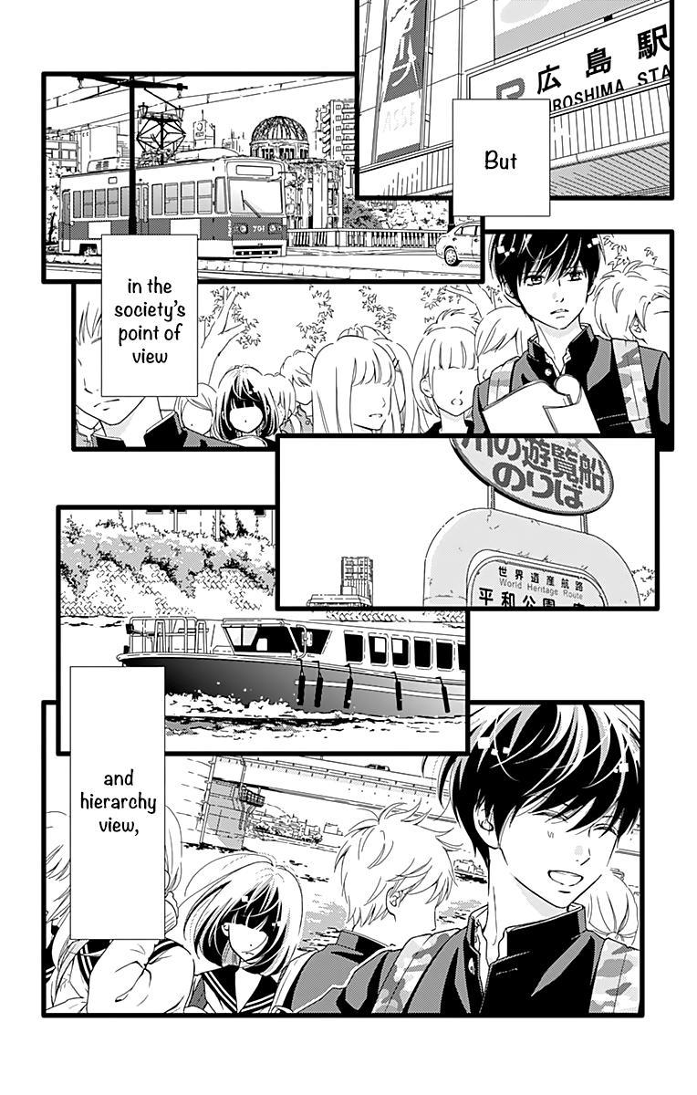 Manga What An Average Way Koiko Goes! - Chapter 21 Page 13