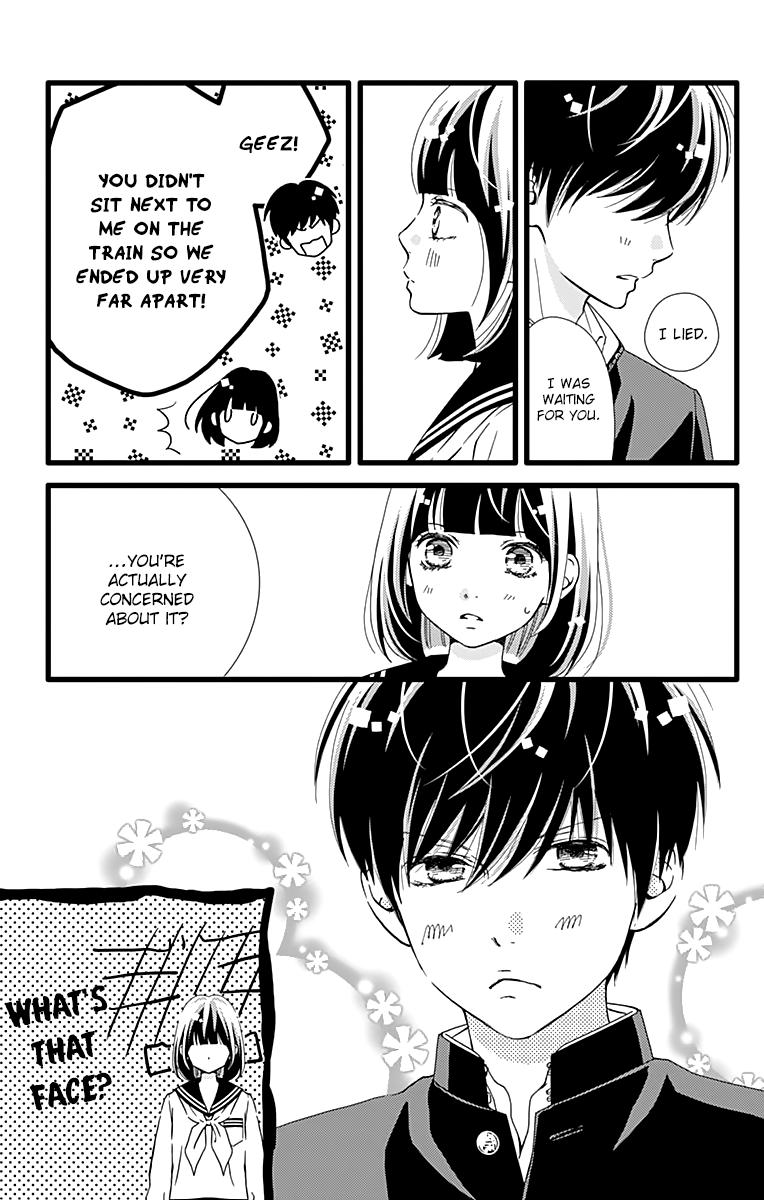 Manga What An Average Way Koiko Goes! - Chapter 21 Page 9