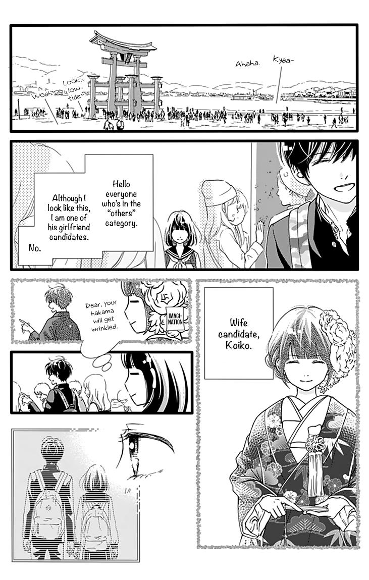 Manga What An Average Way Koiko Goes! - Chapter 21 Page 22
