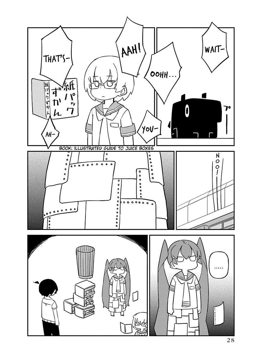 Manga Ueno-san wa Bukiyou - Chapter 62 Page 12