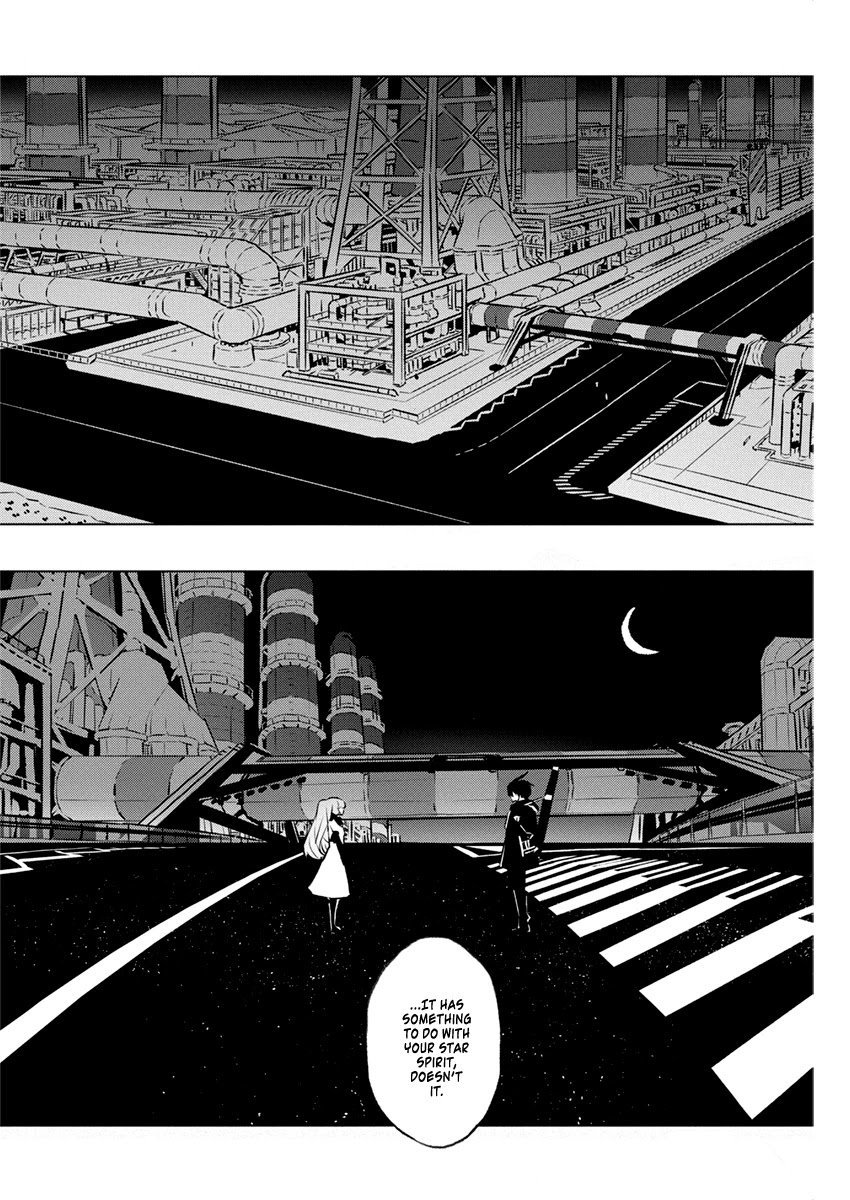 Manga Our War that Ends the World, or Perhaps the Crusade that Starts it Anew - Chapter 29 Page 11