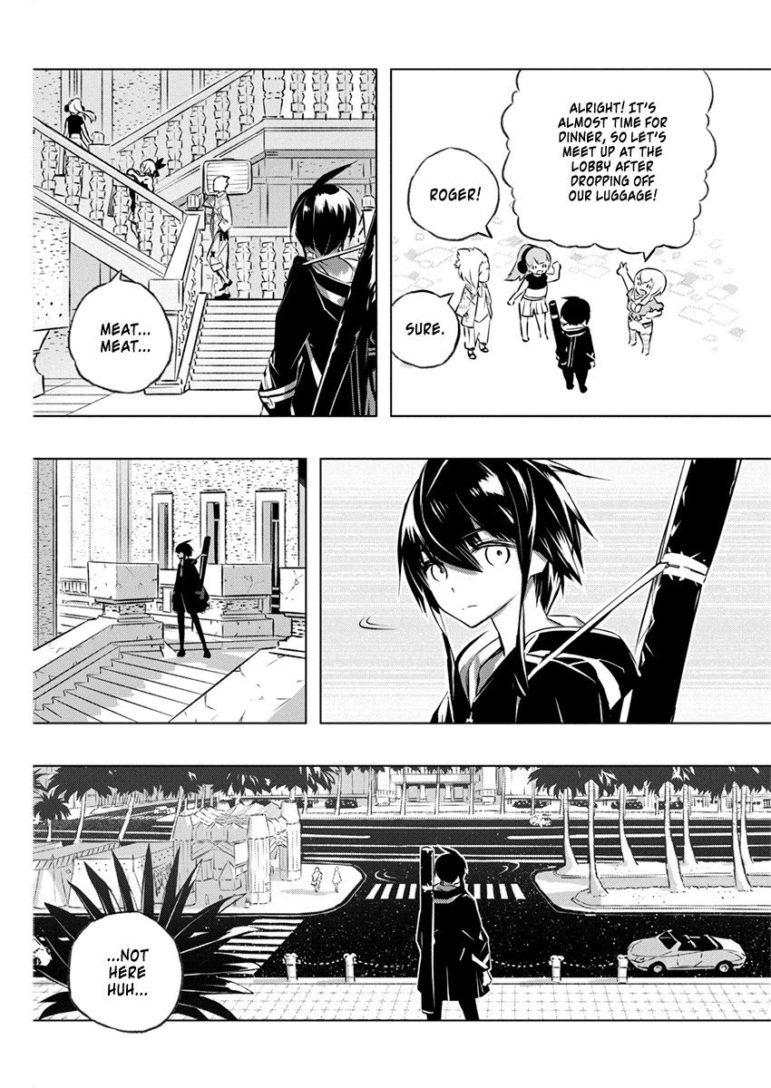 Manga Our War that Ends the World, or Perhaps the Crusade that Starts it Anew - Chapter 29 Page 8