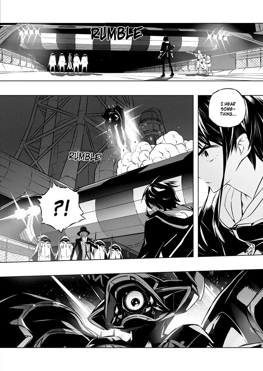 Manga Our War that Ends the World, or Perhaps the Crusade that Starts it Anew - Chapter 30 Page 7