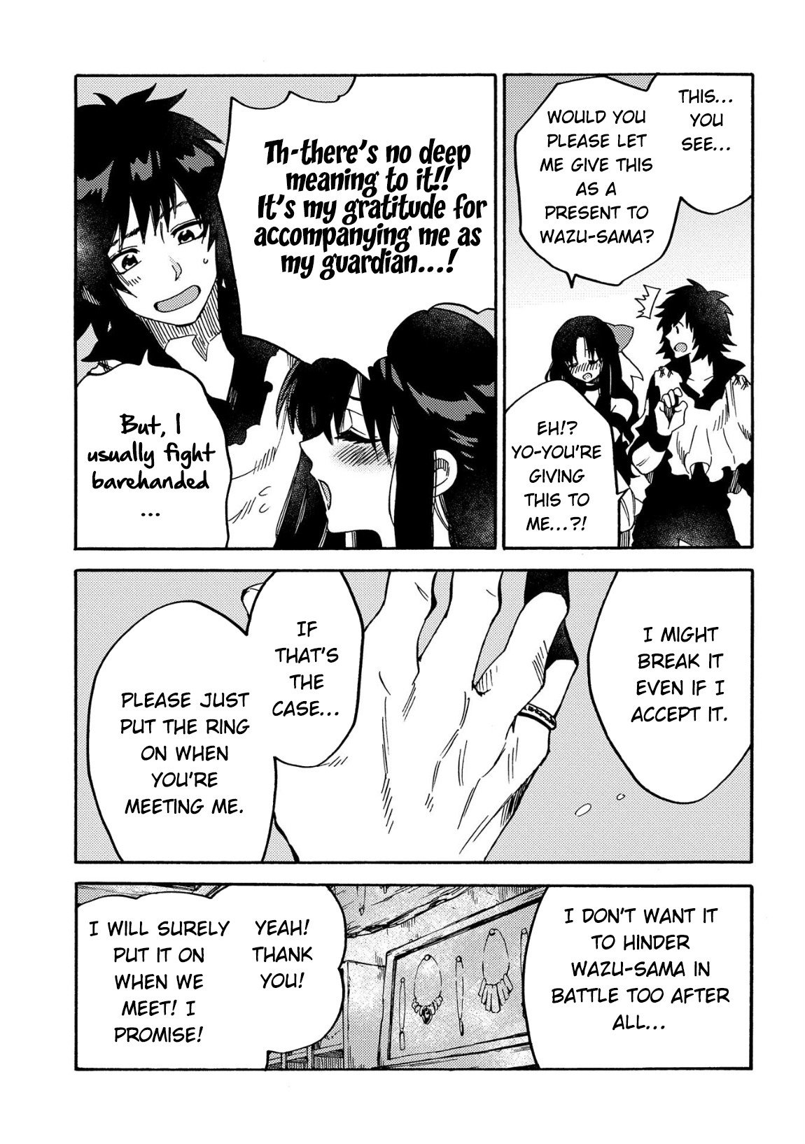 Manga Sono mono. Nochi ni... - Chapter 11 Page 16