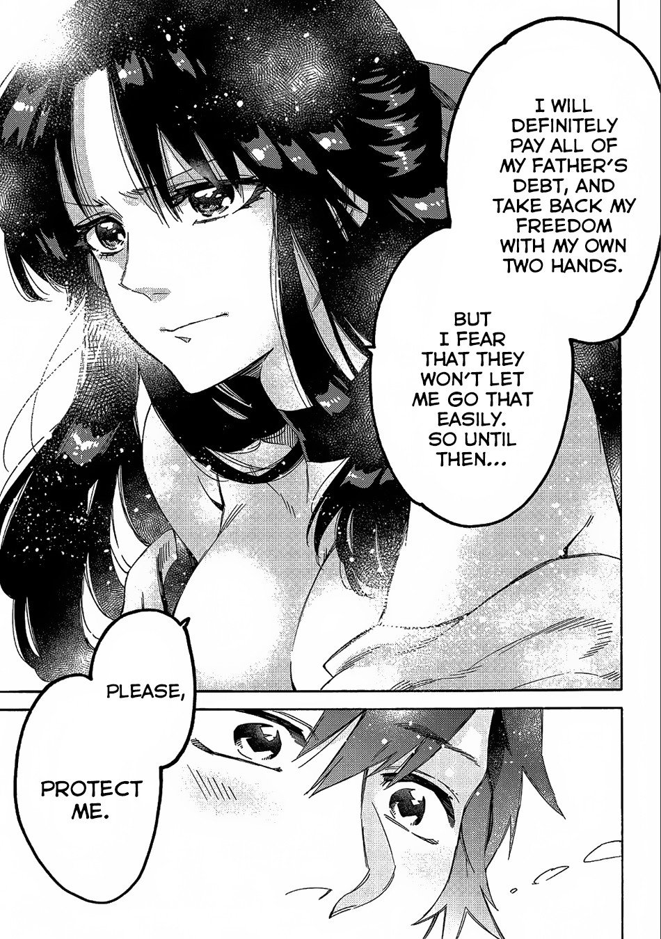 Manga Sono mono. Nochi ni... - Chapter 10 Page 10