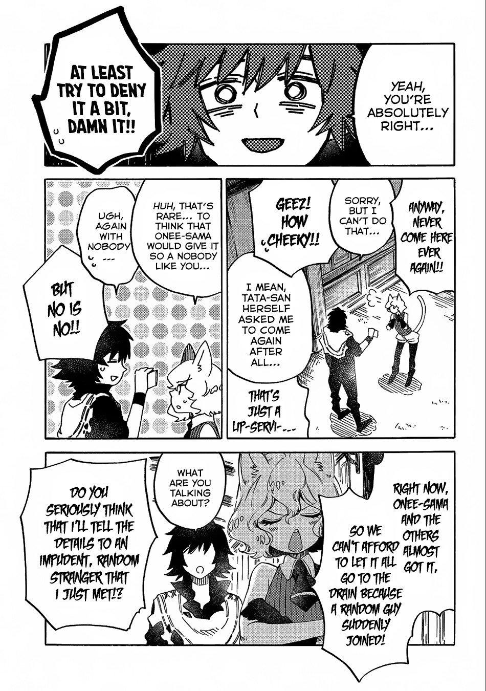 Manga Sono mono. Nochi ni... - Chapter 10 Page 20