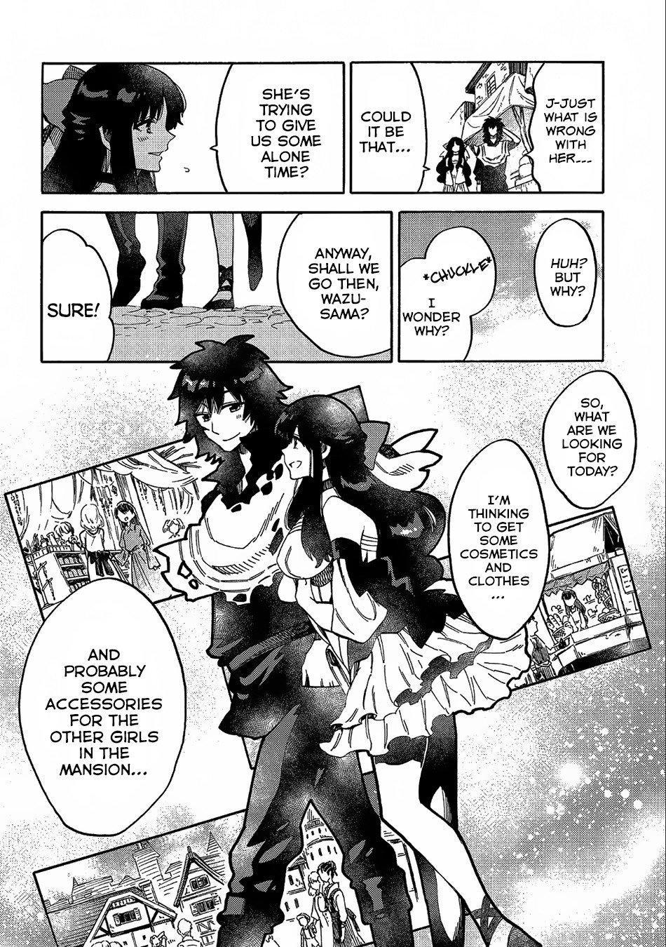 Manga Sono mono. Nochi ni... - Chapter 10 Page 25