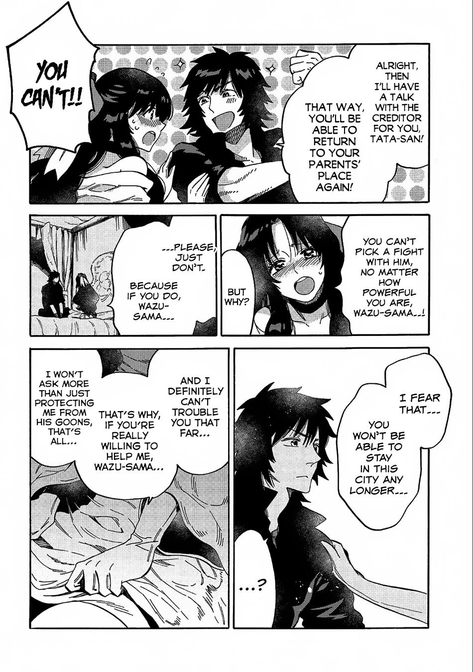 Manga Sono mono. Nochi ni... - Chapter 10 Page 9