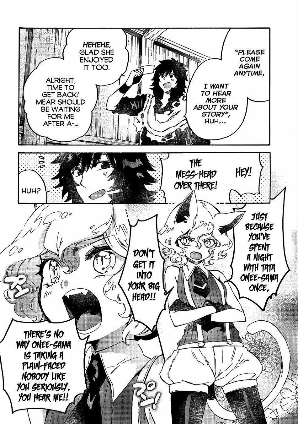Manga Sono mono. Nochi ni... - Chapter 10 Page 19