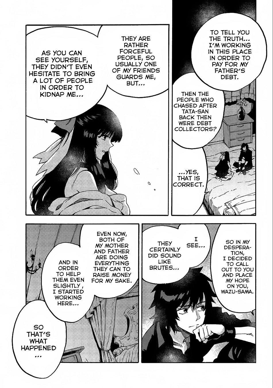 Manga Sono mono. Nochi ni... - Chapter 10 Page 8