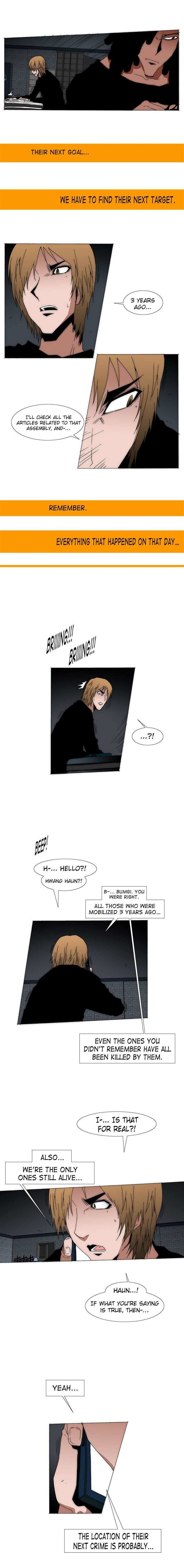 Manga Crayon Days: Daikirai na Aitsu - Chapter 30 Page 6