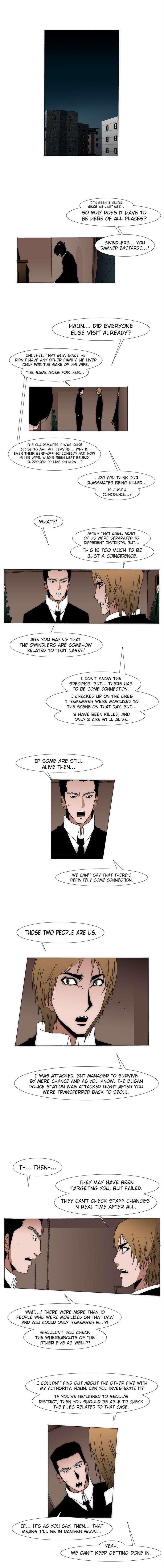 Manga Crayon Days: Daikirai na Aitsu - Chapter 29 Page 2