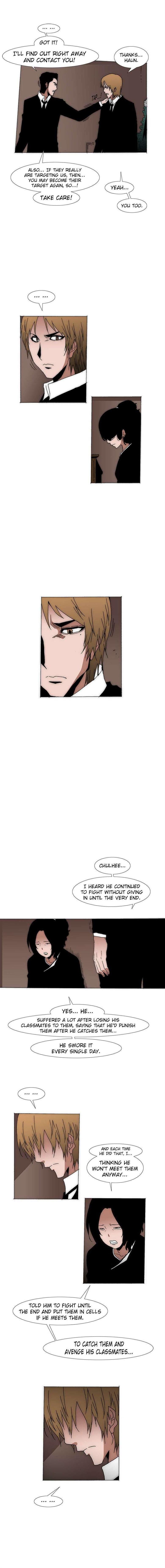 Manga Crayon Days: Daikirai na Aitsu - Chapter 29 Page 3