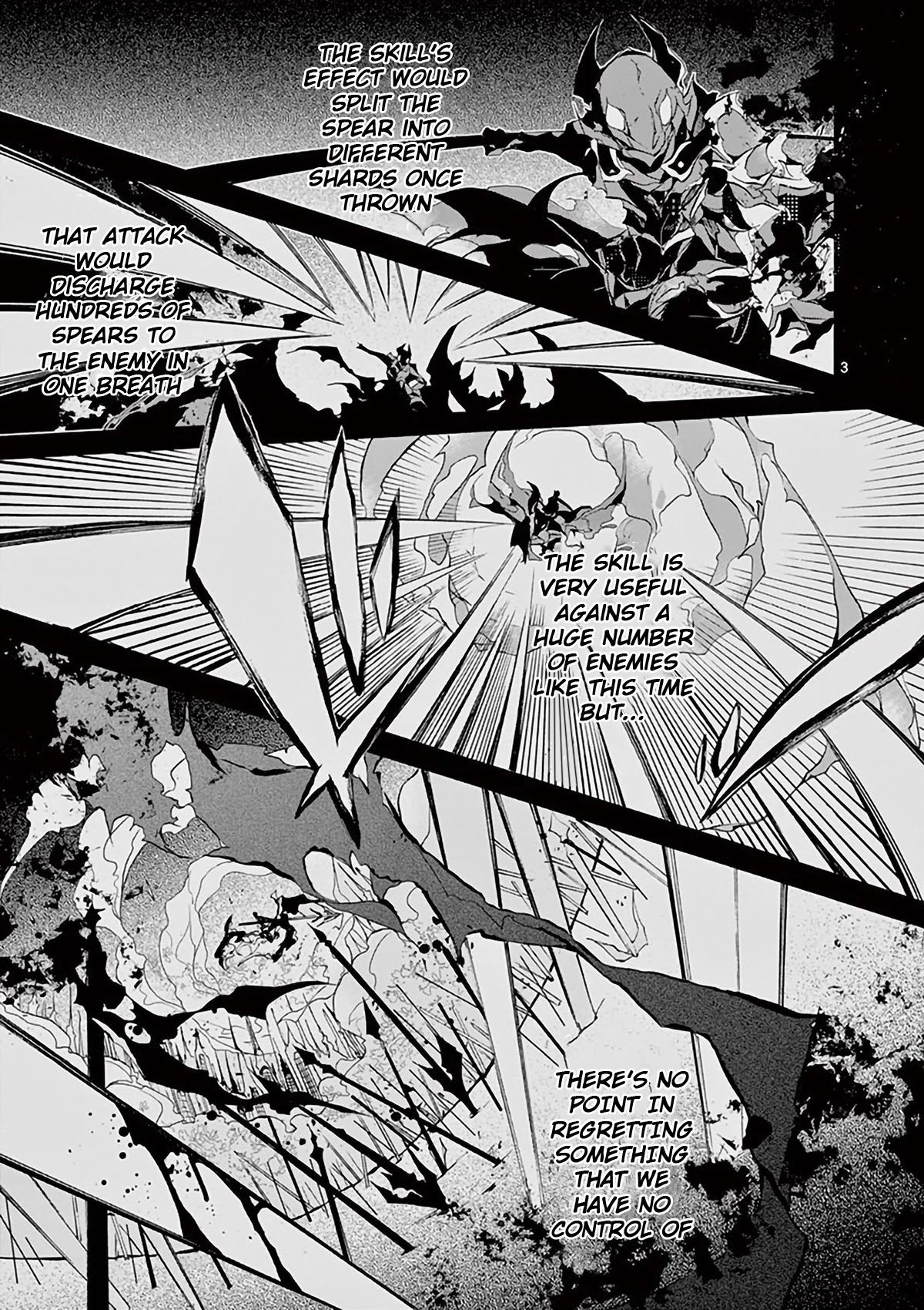 Manga From The Strongest Job of Dragon Knight, To The Beginner Job Carrier, Somehow, I Am Dependent On The Heroes - Chapter 3 Page 4
