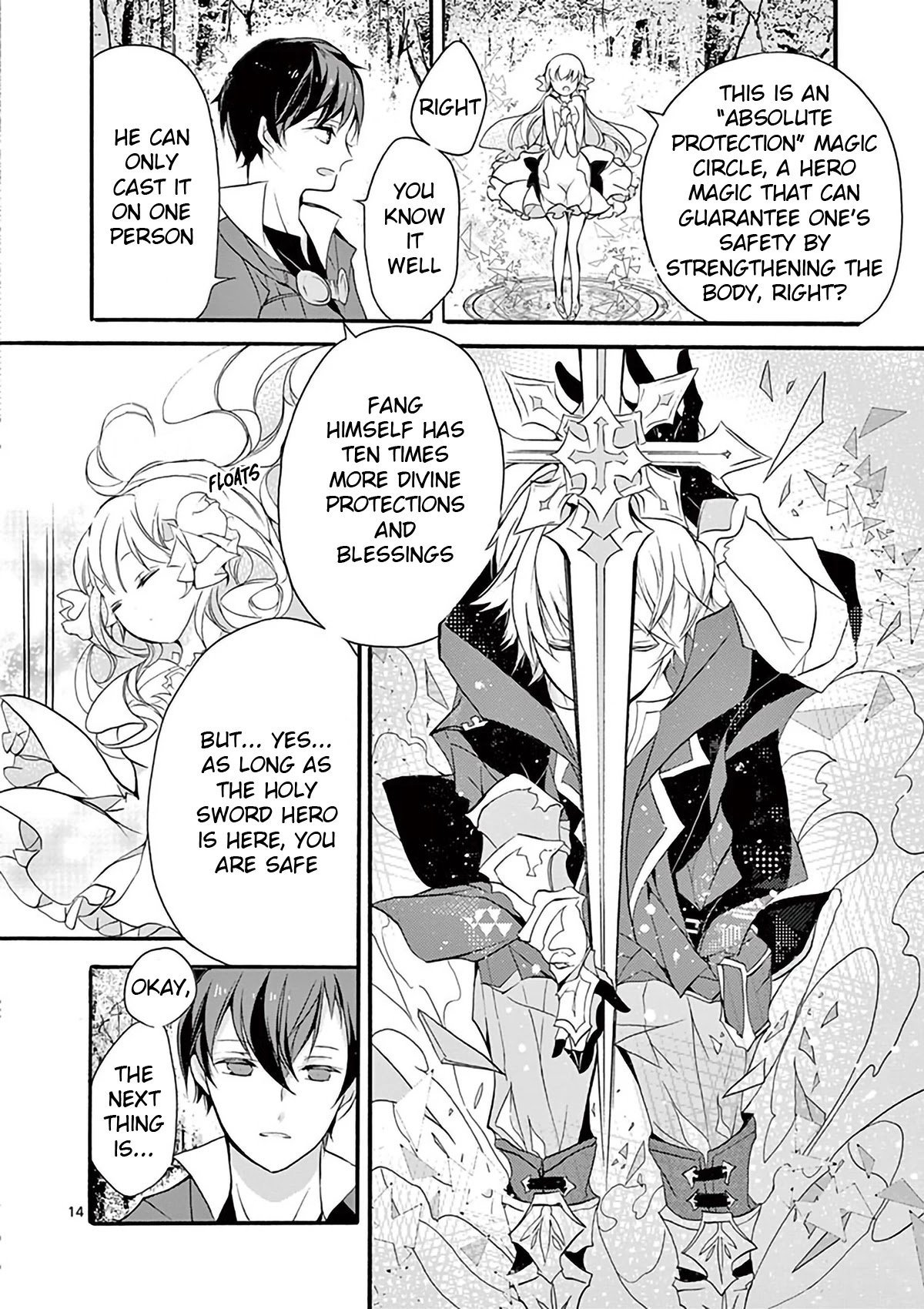 Manga From The Strongest Job of Dragon Knight, To The Beginner Job Carrier, Somehow, I Am Dependent On The Heroes - Chapter 3 Page 14