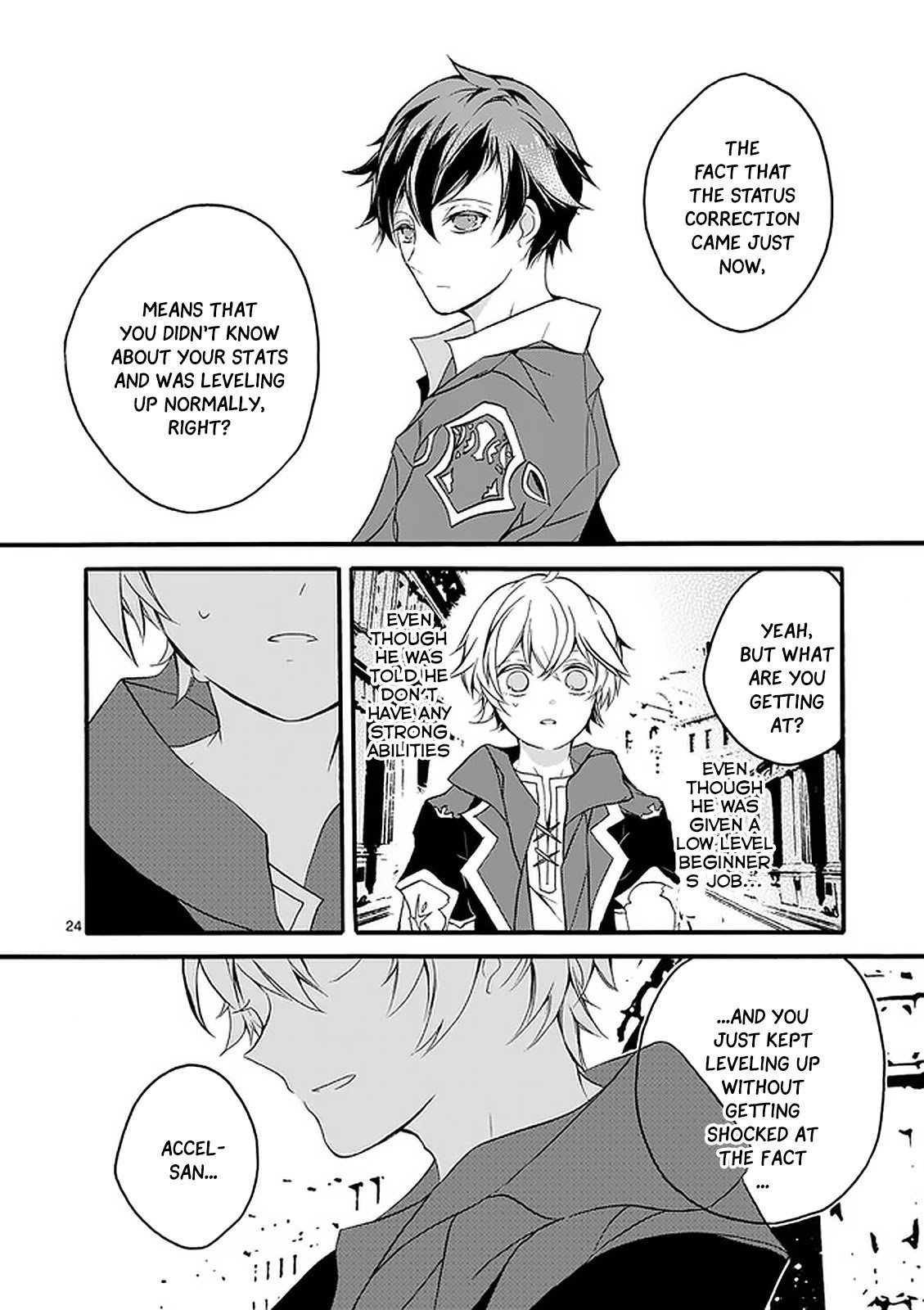 Manga From The Strongest Job of Dragon Knight, To The Beginner Job Carrier, Somehow, I Am Dependent On The Heroes - Chapter 2 Page 25