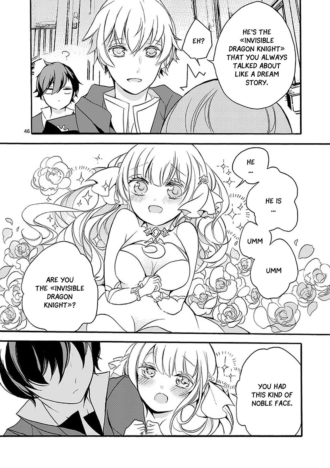 Manga From The Strongest Job of Dragon Knight, To The Beginner Job Carrier, Somehow, I Am Dependent On The Heroes - Chapter 2 Page 46