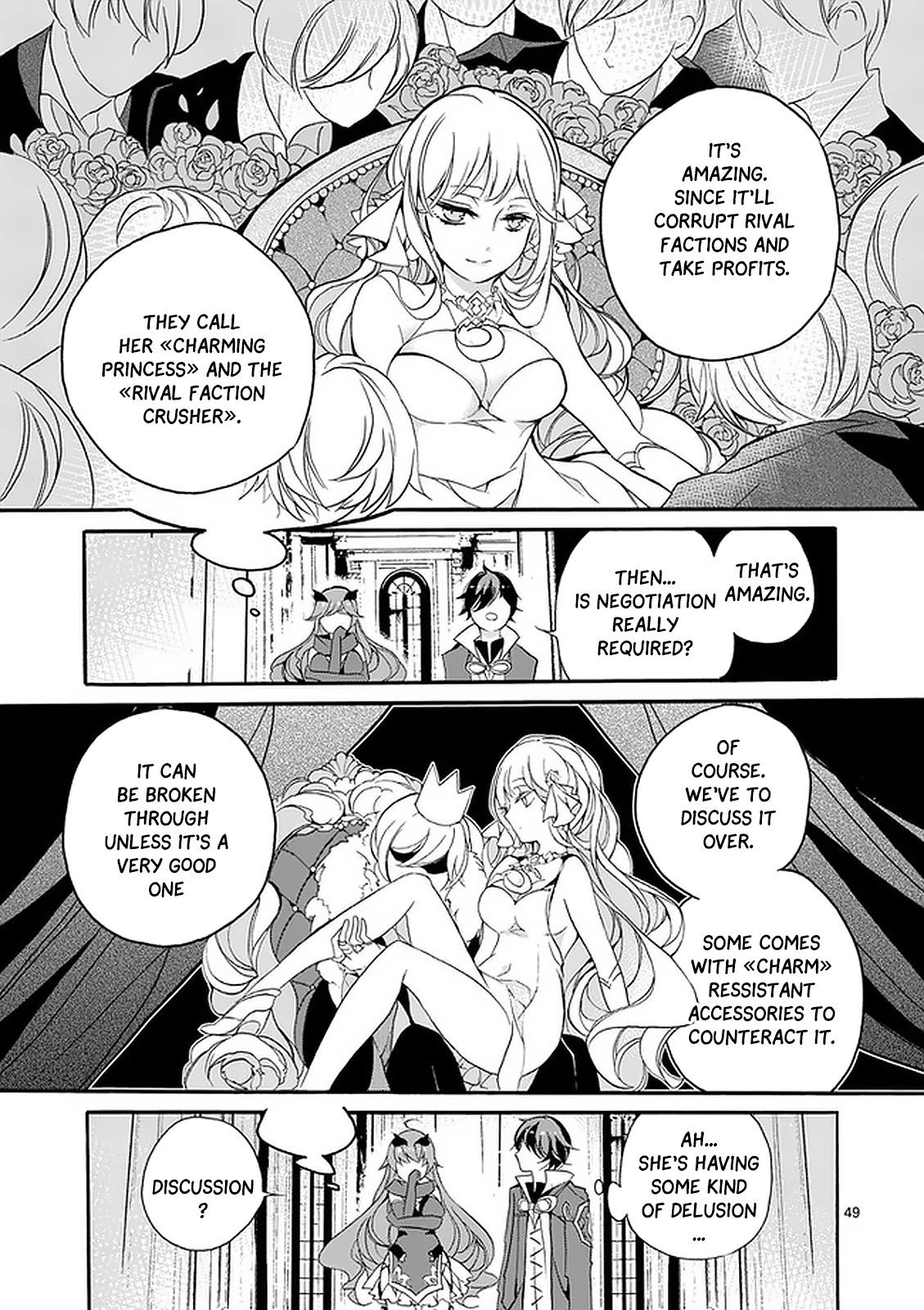 Manga From The Strongest Job of Dragon Knight, To The Beginner Job Carrier, Somehow, I Am Dependent On The Heroes - Chapter 2 Page 49