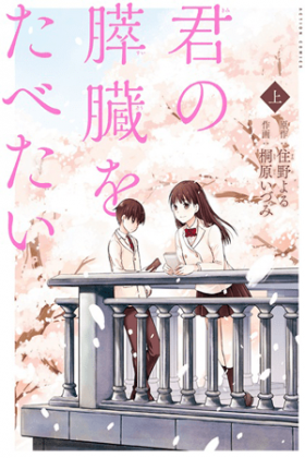 I Want To Eat Your Pancreas - Постер