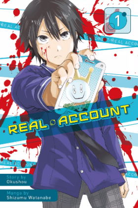 Real Account - Poster