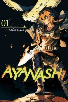 Ayanashi - Постер