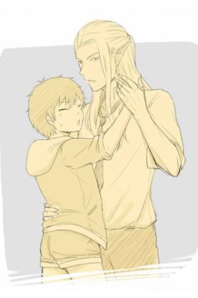 Elf Boyfriend & Boyish Girlfriend - Poster