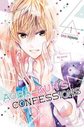 Aoba-kun's Confessions - Poster